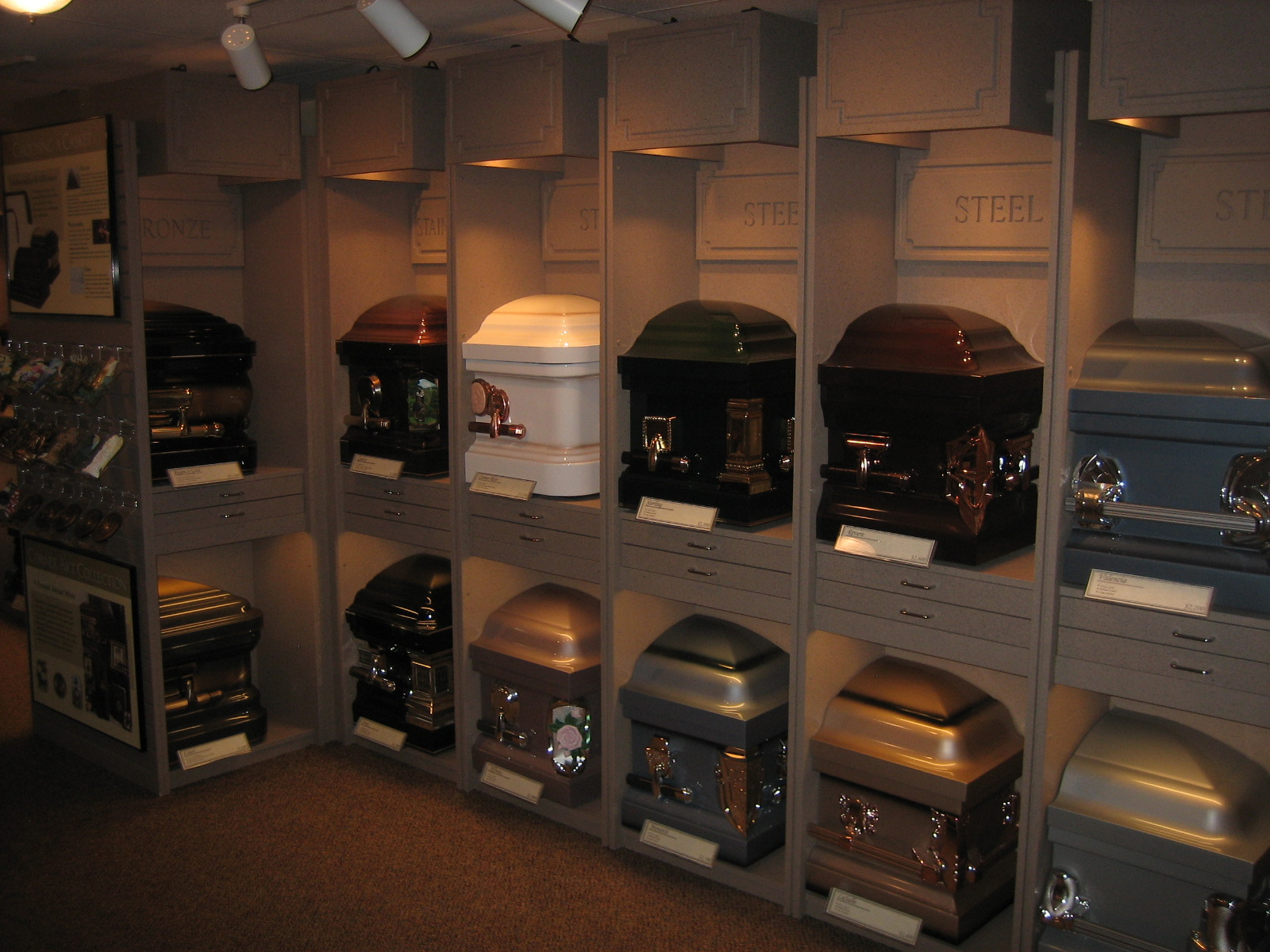 Mascho Funeral Home Casket Selection Guide
